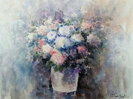 Jan Sokew - Blumen Stillleben II