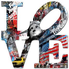 NEU: Miles - LOVE New York
