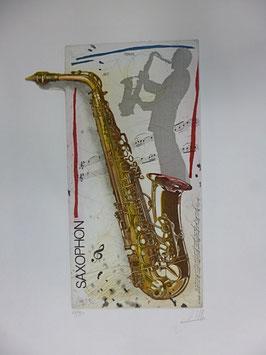 Udo Nolte - Saxophon