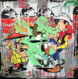 Micha Baker - Lucky Luke