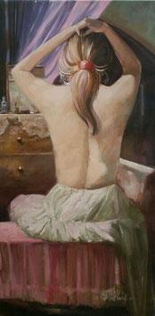 Henri R. Lepetit - Rückenakt