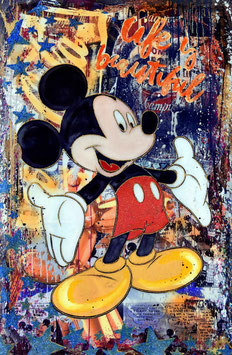 NEU: Miles - Life is Beautiful - Mickey