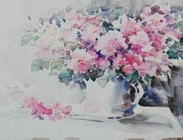 Jan Sokew - Blumen Stillleben IV