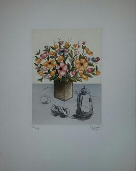 Elisabeth Clerget - Nature mort I