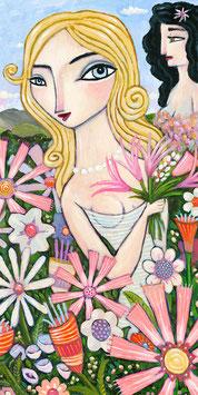 Kaufman - Spring Flowers