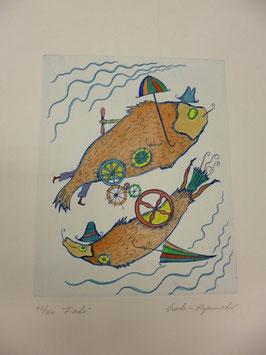Sascha von Hagemeister - Fische