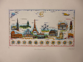Leslie Hunt - Euro current-cities