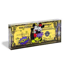 NEU: Miles -One Dollar Mickey