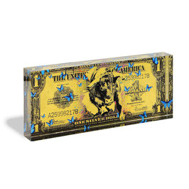 NEU: Miles -One Dollar Gold