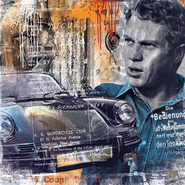 To the limit - Steve McQueen