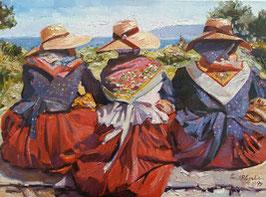 Henri R. Lepetit - Drei Frauen