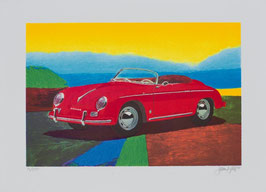 Gill: PORSCHE 356 SPEEDSTER