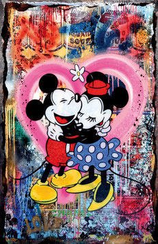 NEU: Miles - Love you - Mickey & Minnie