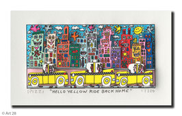 Rizzi - HELLO YELLOW RIDE BACK HOME