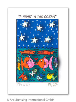 A night in the ocean