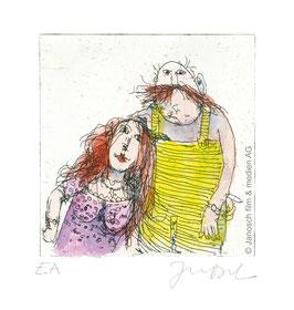 Janosch: Ich + Marie im Herbst 98