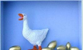 Volker Kühn - Die Gans, die goldene Eier legt