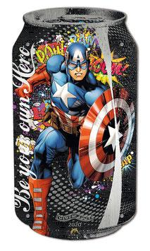NEU: Miles - Captain America - Steve Rogers