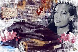 Miles - Monte Carlo - Romy Schneider