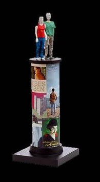 Säulenheilige - Paar I
