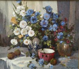 René Sievers - Blumen Sillleben