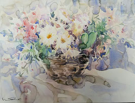 Jan Sokew - Blumen Stillleben I