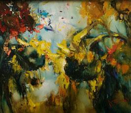 Alwin Bauer - Sonnenblumen