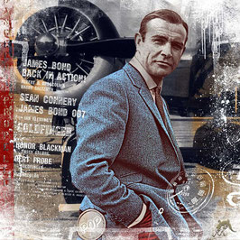 Miles - Danger - James Bond - Sean Connery