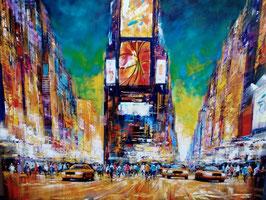 New York TS nachtgrün