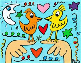 Rizzi - LOVE THOSE LOVE BIRDS