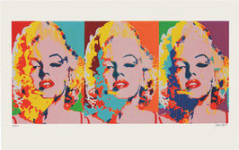 Gill - Three Faces of Marilyn