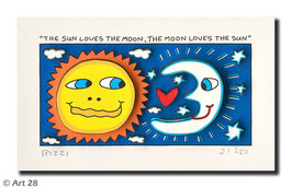The Sun loves the Moon, the Moon loves the Sun