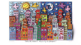 Rizzi - DAY OR NIGHT - MY CITY IS BRIGHT