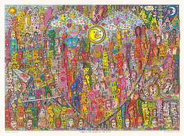 Rizzi - LOVE IN THE HEART OF THE CITY