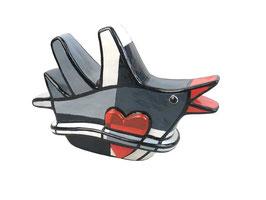 Lovebird - Grau