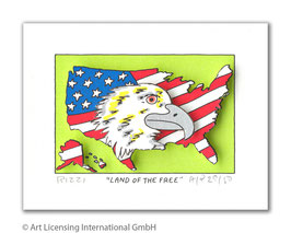 Rizzi - LAND OF THE FREE