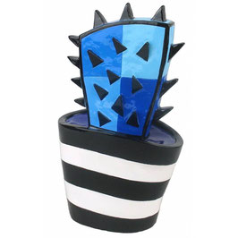 Cactus - 1A - Blau