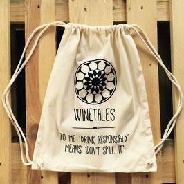 Winetales Turnbeutel