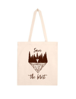 Save the forest - Crudo