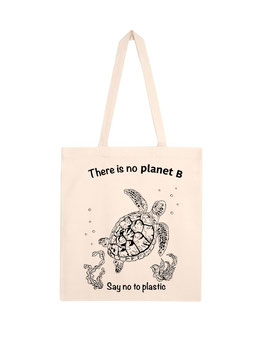 There is not planet B - Crudo