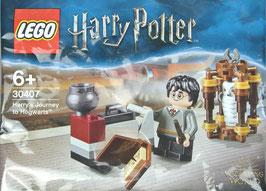 Harry's Journey to Hogwarts