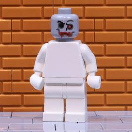 Skeptischer Zombie
