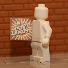 Schild Pop Corn