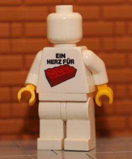 """Shirt """"Ein Herz für Bricks"""""""
