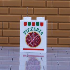 Pizzaria Werbung
