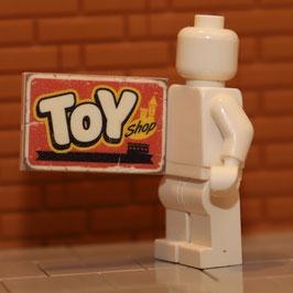 Toys Schild