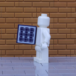 Solarpanel Klein