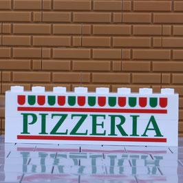 Pizzaria Schild