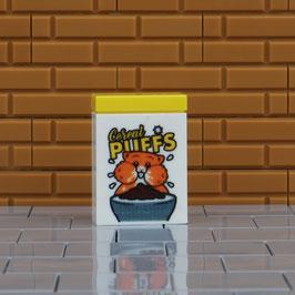 Müsli Puffs