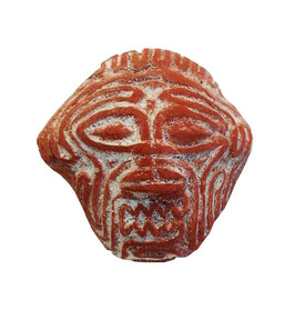Magnet Humbaba rot